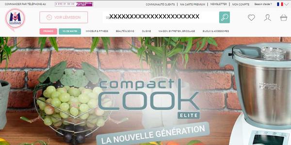boutique de téléachat www.m6boutique.com
