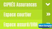 consulter l'espace client Ciprés Assurance