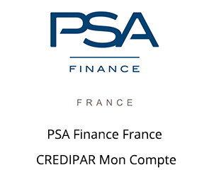 PSA Finance France Credipar : étapes pour se connecter