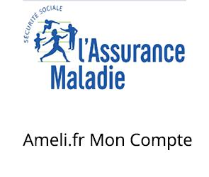 accès Amelie.fr Compte en ligne