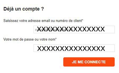 se connecter à mon compte Bleu-Bonheur.fr