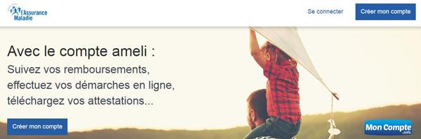 www.ameli.fr : portail de l'assurance maladie