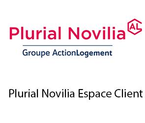 accès Plurial Novilia Espace Client