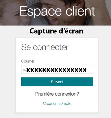 Intact Assurance Espace Client : démarche de connexion