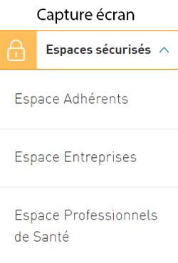 Acoris Nancy Espace Adhérent : les étapes de connexion