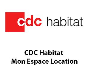CDC Habitat Mon Espace Location : démarche pour consulter mon compte
