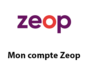 Mon compte Zeop Réunion