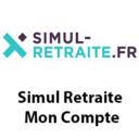 Simulation et accès compte sur le site www.simul-retraite.fr