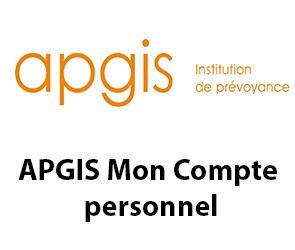 se connecter à mon compte APGIS.com