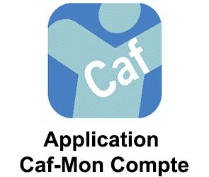 Application Caf-mon compte : démarche de connexion