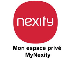 étapes de connexion à Mon compte Nexity en ligne