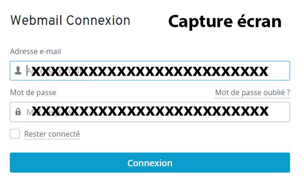 connexion à ma boite mail sur login.ionos.fr