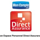 Mon Espace Personnel Direct Assurance