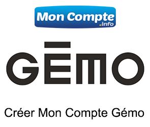 www.gemo.fr Créer Mon Compte