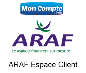 Comment consulter mon compte Araf?