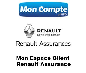 Mon Espace Client Renault Assurance