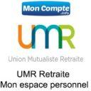 UMR Retraite Mon Espace Personnel sur Mon-complement-retraite.fr