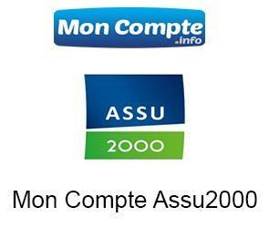 Connexion à mon espace personnel Assu2000