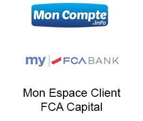 Connexion à Mon Espace Client FCA Capital (Fiat Finance)