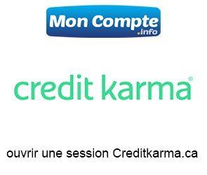 Tuto Connexion à Crédit Karma