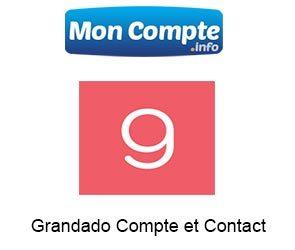 Grandado Mon compte et Mes Commandes