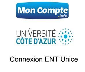 Connexion ENT Unice