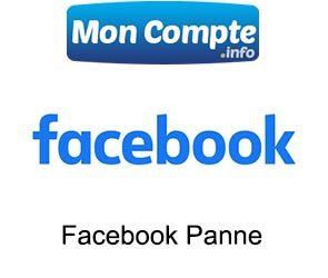 Facebook Panne Mondiale Aujourd'hui en 2021